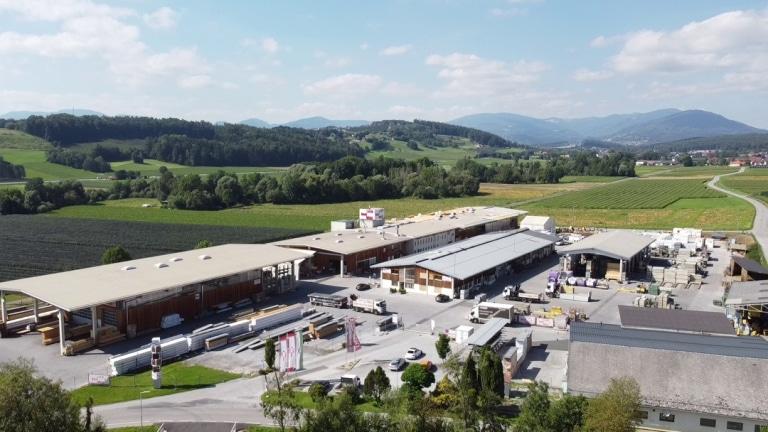 Niederlassung Arndorf mit Schwerpunkt Holzbau